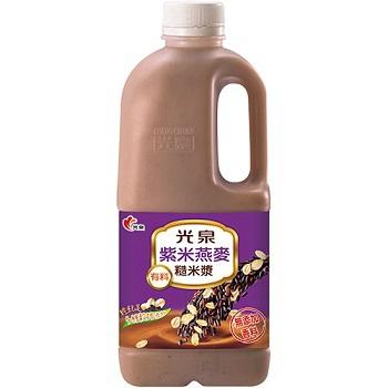 光泉 紫米燕麥糙米漿(PE1875ml)