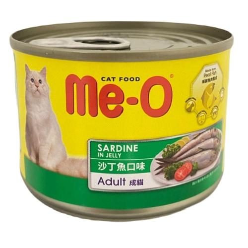 Me-O咪歐 貓罐(沙丁魚口味170克)
