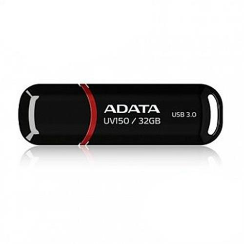 威剛 UV150 32GB USB 3.0 碟 AUV150-32G-RBK(黑色)