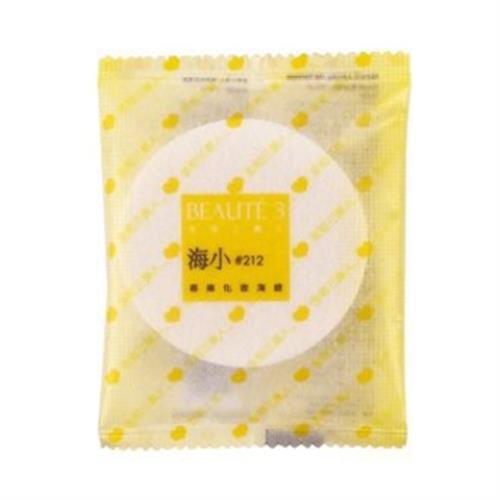 永和三美人 海大212化妝用海綿(61mm+)