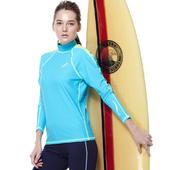 《SAIN SOU》抗UV防水母螫咬半身 女 水母衣A90601-06(M)