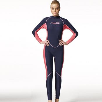 《SAIN SOU》抗UV防水母螫咬 女 連身 水母衣A90510(S)