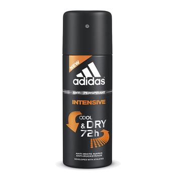 《adidas愛迪達》adidas愛迪達 男用爽身噴霧(長效制汗)150ml