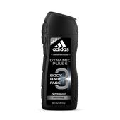 《adidas愛迪達》adidas愛迪達 男用三效潔顏洗髮沐浴露(青春活力)250ml
