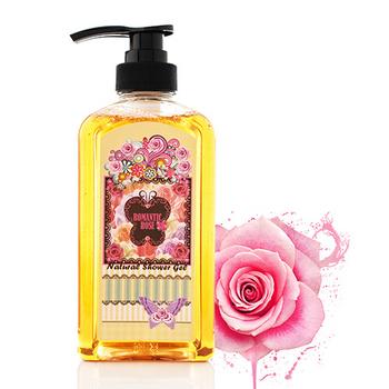 《【即期品】Romantic Rose》玫瑰精華沐浴凝膠(450ml/瓶 效期至2020/05/09)