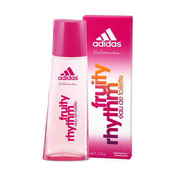 《adidas愛迪達》adidas愛迪達 女用淡香水(甜美果漾)50ml