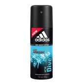 《adidas愛迪達》adidas愛迪達 男用香體噴霧(品味透涼)150ml