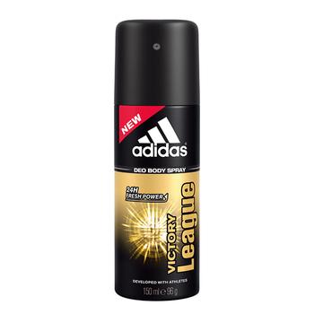 《adidas愛迪達》adidas愛迪達 男用香體噴霧(卓越自信)150ml