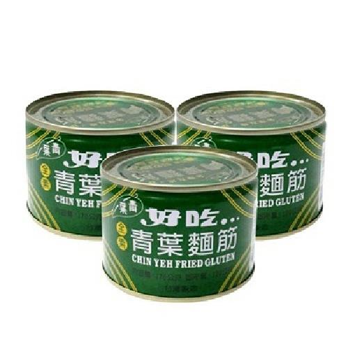 《青葉》Q彈麵筋(170g*3罐/組)