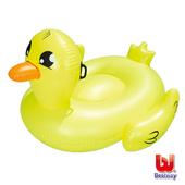 《艾可兒》Bestway巨型鴨 成人充氣 騎乘/坐騎 游泳圈