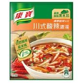 《康寶》自然原味川式酸辣濃湯(50.2gx2包/組)