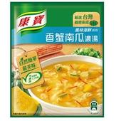 《康寶》自然原味香蟹南瓜濃湯(42.2gx2包/組)