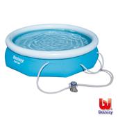 《艾可兒》Bestway。充氣快速設置 泳池 游泳池
