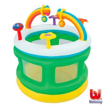 艾可兒 Bestway。幼兒充氣圍欄/玩具室52221