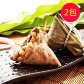 《樂活e棧》南部 素食 土豆粽子(6顆/包,共2包)
