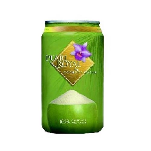 Pearl Royal 珀綠雅100%椰子水(310ml/罐)