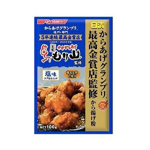 《NISSIN 日清》最高金賞 炸雞粉-100g(鹽味風味)
