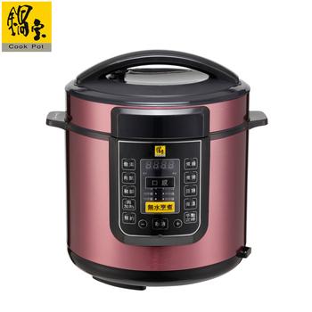 鍋寶 智慧型壓力鍋-6公升(CW-6102)