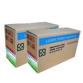《EZTEK》《EZTEK》 適用HP CE285A環保碳粉匣 兩盒裝(HP 285A環保碳粉匣x2盒)