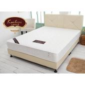 《床墊【卡莉絲名床】》森柏微風好睡獨立筒(5尺雙人)
