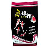 悠游錦鯉魚飼料(5kg)