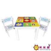 《Kikimmy》淘氣小方桌