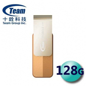 《TEAM 十銓》128G Color Series C143 USB3.0 旋轉隨身碟