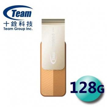 TEAM 十銓 128G Color Series C143 USB3.0 旋轉隨身碟