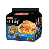 《MAMEE》金廚風味麵(南洋咖哩-356g)