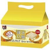 《五木》雞蛋拉麵量販包(65g*10包/袋)