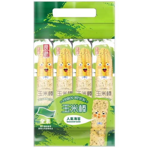 良澔 玉米棒海苔口味(海苔口味-7公克*15支/包)