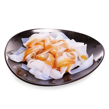 樂活e棧 低卡 蒟蒻麵 板條寬麵210g/包(義式青醬)