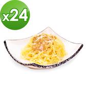 《樂活e棧》低卡 蒟蒻麵-燕麥涼麵(210g/包,24包組)(豆瓣醬)1/1-1/31