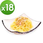《樂活e棧》低卡 蒟蒻麵-燕麥涼麵(210g/包,18包組)(豆瓣醬)