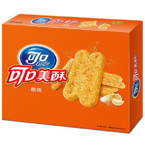 《可口》美酥原味量販包(240g/盒)