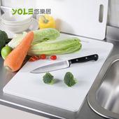 《YOLE悠樂居》環保抗菌健康砧板(大)#1130020