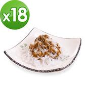 《樂活e棧》低卡 蒟蒻麵 鐵板細麵(210g/包,18包組)(豆瓣醬)