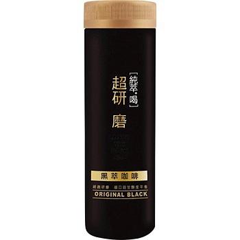 純萃喝 超研磨咖啡-黑萃咖啡(275g)