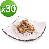 《樂活e棧》低卡 蒟蒻麵 鐵板細麵(210g/包,30包組)(豆瓣醬)