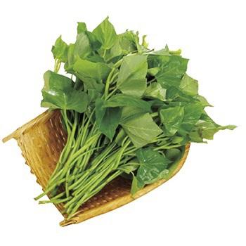 台灣蕃薯葉(250g+-5%/袋)