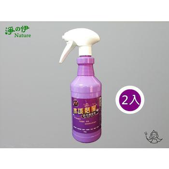 《淨の伊》水垢剋星 去污清潔劑 750g* 2入