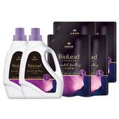 《台塑生醫BioLead》經典香氛洗衣精 花園精靈*(2瓶+4包)