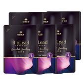 《台塑生醫BioLead》經典香氛洗衣精補充包 花園精靈1.8kg(6包入)