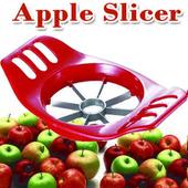 不鏽鋼蘋果切割器