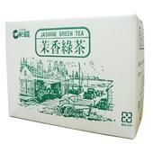 《卡薩》茉香綠茶 大茶包 業務用(60gx10入x10袋/箱購)