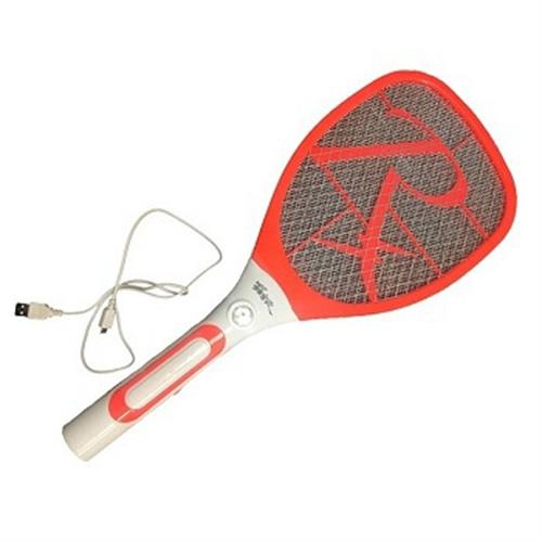 《羅蜜歐》USB充電式捕蚊拍 MS-25