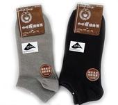 咖啡炭船襪
