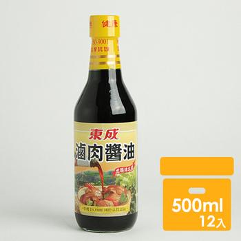 東成 滷肉醬油(500mlx12罐)