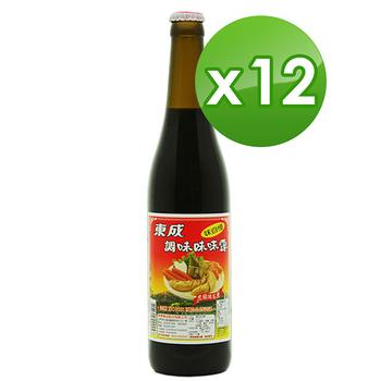 《東成》調味味味露(520mlx12罐)