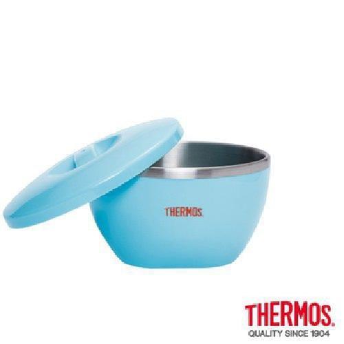 《膳魔師THERMOS》隔溫碗(海洋藍1000ML)